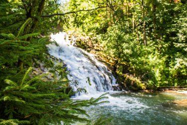 Atrakcje - wodospad