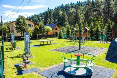 Atrakcje - plac zabaw dla dzieci