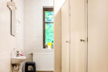 Toaleta, Ośrodek Górski Kordon