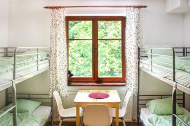 Pokój wieloosobowy w Ośrodku Górskim Kordon